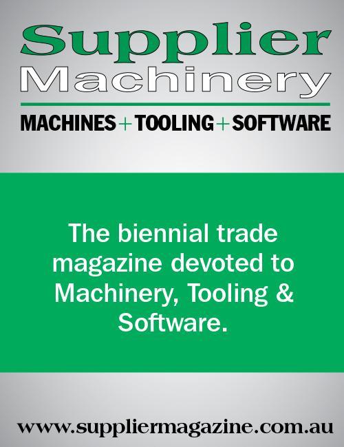 Supplier Machinery magazine