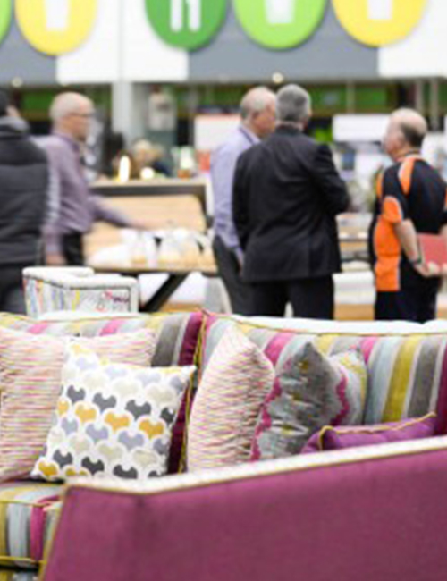 2016 Furnishing in Focus Exhibition