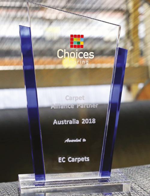 ec carpet